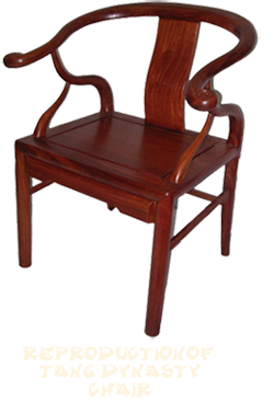 Tang Dynasty Chinese chair
